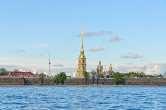 View of St. Petersburg Royalty Free Stock Photos
