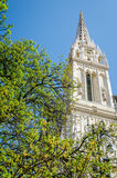 View on St. Stephen Cathedral tower Stock Photography