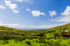 View at Staigue stone fort Royalty Free Stock Image