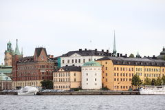 View of stockholm Stock Photography