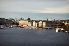 View of stockholm Royalty Free Stock Image
