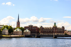View of Stockholm Stock Photo