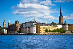 Stockholm old city, Sweden Stock Photo