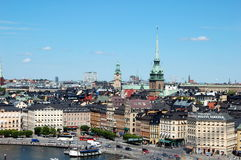 View on Stockholm Stock Photos