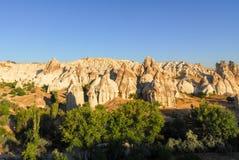Cappadocia, Central Anatolia, Turkey Royalty Free Stock Photos