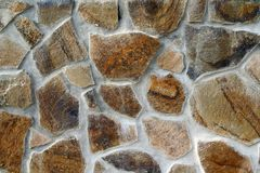 View of the stone textures royalty free stock images