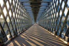 Bridge to infinity royalty free stock image