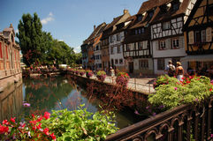 View of strasbourg Royalty Free Stock Images