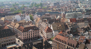 View of Strasbourg Royalty Free Stock Photo