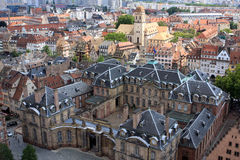 View of Strasbourg, Alsace, France Stock Photography