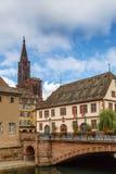 View of Strasbourg Stock Photos