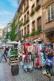 View of Strasbourg - France Royalty Free Stock Image