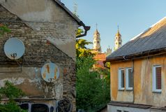 Vilnius. Old city. royalty free stock images