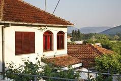 View of Studenci. Bosnia and Herzegovina.  Stock Photo