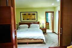View of suite in luxury hotel arabella country estate club. A suite in a hotel or other public accommodation such as a cruise ship denotes, according to most royalty free stock photo