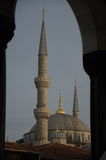 View of the Sultanahmet Camii,Blue Mosque, Istanbul Royalty Free Stock Photos