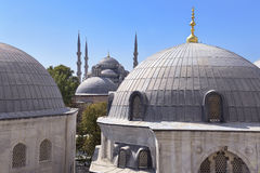 View of Sultanahmet Mosque Stock Image