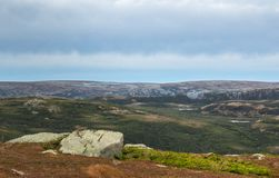 View from the Summit royalty free stock photography