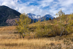 View from Sun Mountain area. Royalty Free Stock Photo