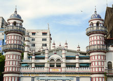 View of Sunni Mosque in Yangon Stock Images