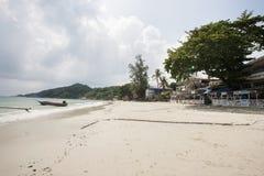 View of Sunrise Beach on Koh Pha Ngan, Thailand Stock Photo