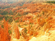 View from Sunrise Point, Bryce Canyon National Park Stock Photos