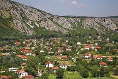 View of Surmanci. Bosnia and Herzegovina Stock Images