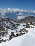 View From Surya Peak Royalty Free Stock Photo
