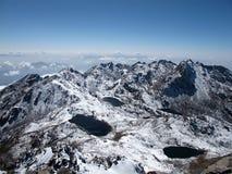View From Surya Peak Stock Image