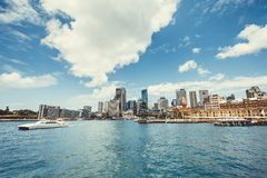 View of Sydney Harbour Royalty Free Stock Image