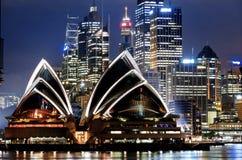View of Sydney Harbour Stock Photos