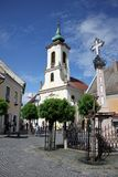 A view of Szentendre Royalty Free Stock Photo