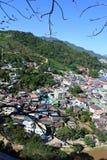 View of Tachileik city Stock Photo