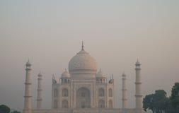 View on Taj Mahal Royalty Free Stock Image