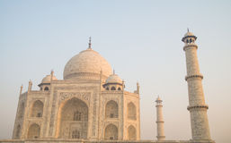 View on Taj Mahal Royalty Free Stock Photos