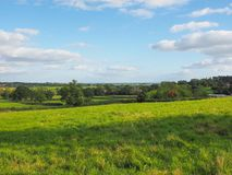 View of Tanworth in Arden Royalty Free Stock Images