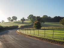 View of Tanworth in Arden Royalty Free Stock Image