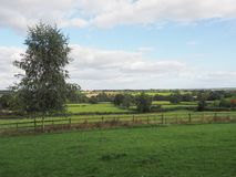 View of Tanworth in Arden Stock Photos
