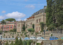 View of Taormina Royalty Free Stock Photo
