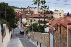 View of Tarragona, Catalonia. Spain Royalty Free Stock Photography