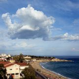 View of Tarragona Royalty Free Stock Photography