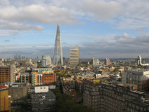 View from Tate Modern, London, UK Stock Photos