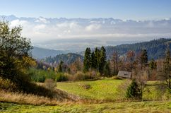 View on Tatra Stock Images