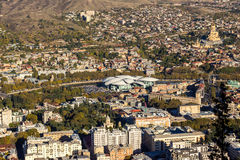 View of Tbilisi Stock Images
