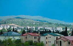 View of Tbilisi Stock Photos