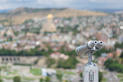 View of Tbilisi, Georgia Stock Photos