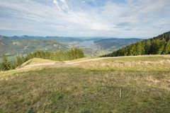 View of the Tegernsee Stock Images