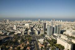 View of Tel-Aviv royalty free stock image