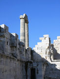 A view of  Temple of Apollo, Aydin, Turkey. Royalty Free Stock Photography