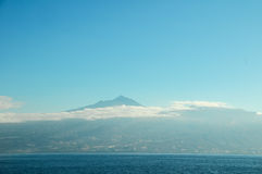 View of Tenerife South Stock Photo